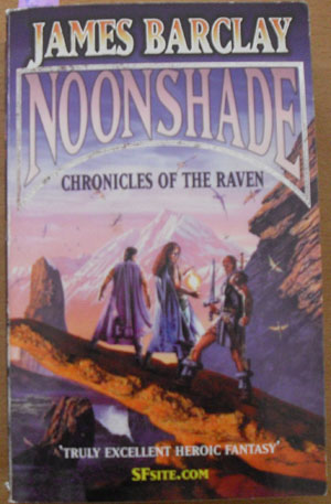Image for Noonshade: Chronicles of the Raven (#2)