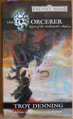 Image for Sorcerer, The: Return of the Archwizards (#3) - Forgotten Realms