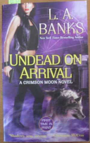 Image for Undead On Arrival: A Crimson Moon Novel