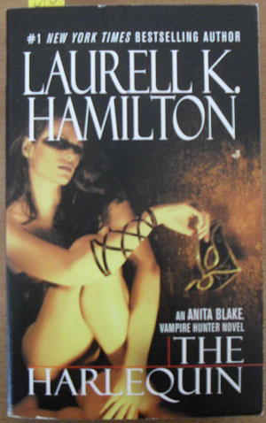 Image for Harlequin, The (An Anita Blake Vampire Hunter Novel)