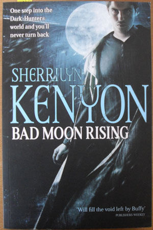 Image for Bad Moon Rising (A Dark-Hunter Novel)