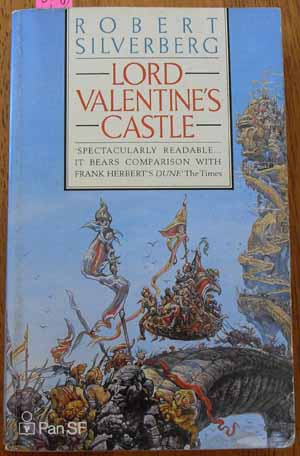 Image for Lord Valentine's Castle (The First Book in the Majipoor Trilogy)