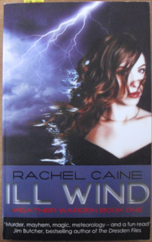 Image for Ill Wind: Weather Warden (Book #1)