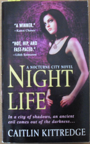 Image for Night Life: A Nocturne City Novel