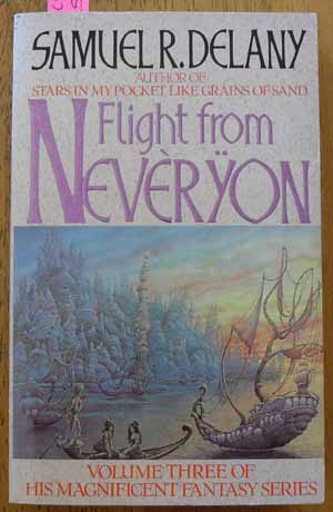 Image for Flight from Neveryona (The Third Book in the Neveryona Series)