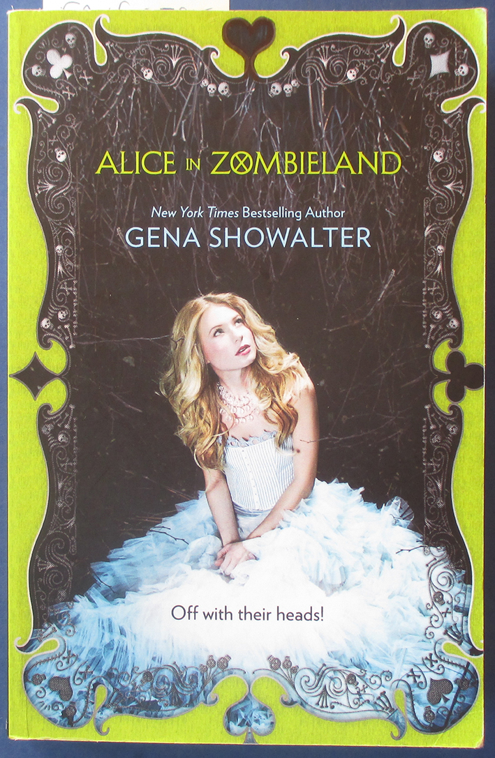 Image for Alice in Zombieland: The White Rabbit Chronicles #1