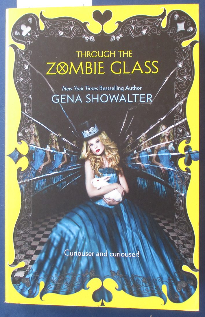Image for Through the Zombie Glass: The White Rabbit Chronicles #2