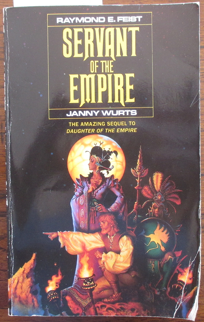 Image for Servant of the Empire: The Empire Trilogy (Book 2)