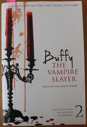 Image for Buffy the Vampire Slayer 2: Halloween Rain; Bad Bargain; and Afterimage