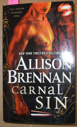 Image for Carnal Sin: The Seven Deadly Sins (Book #2)