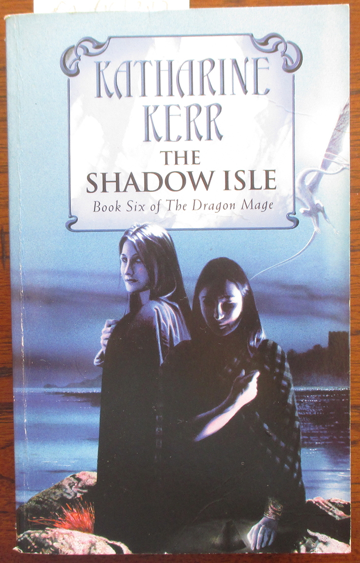 Image for Shadow Isle, The: The Dragon Mage (#6)