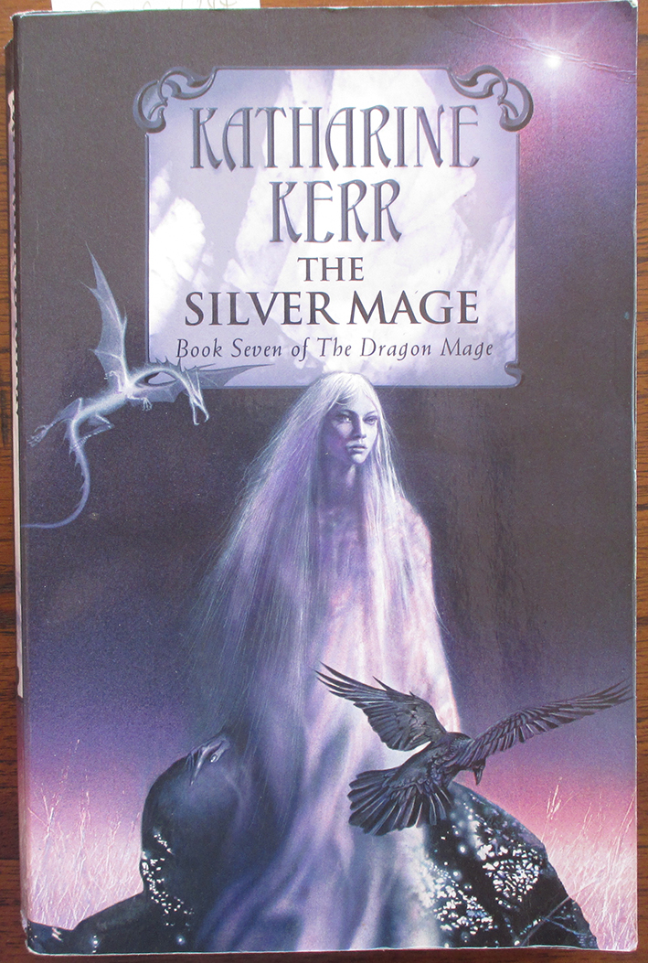 Image for Silver Mage, The: The Dragon Mage (#7)