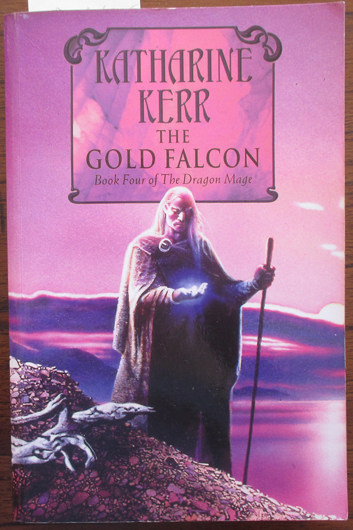 Image for Gold Falcon, The: The Dragon Mage (#4)