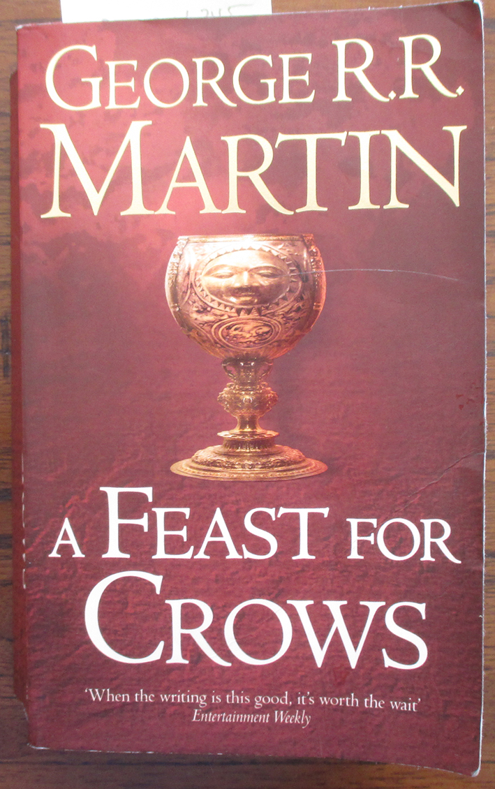Image for Feast For Crows, A: A Song of Ice and Fire #4