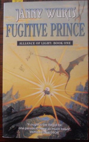 Image for Fugitive Prince: Alliance of Light (Book 1)