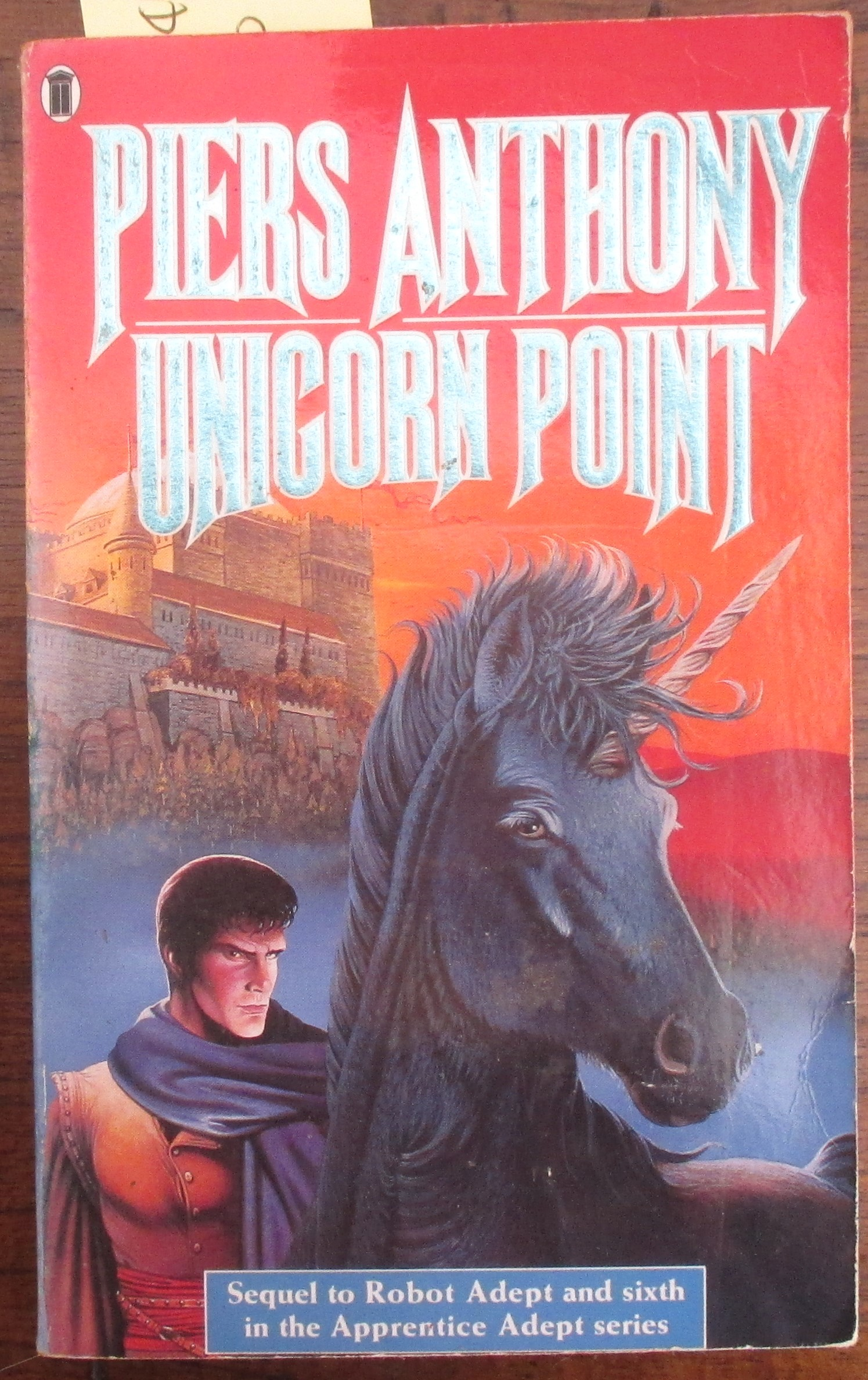 Image for Unicorn Point: Apprentice Adept Series