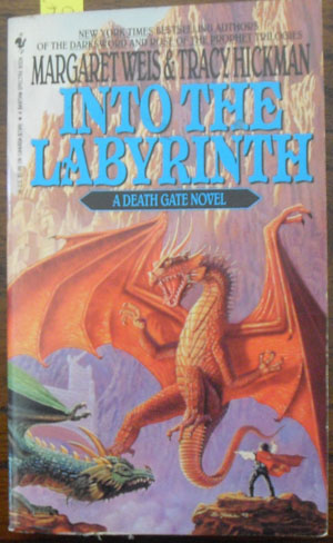 Image for Into the Labyrinth: A Death Gate Novel