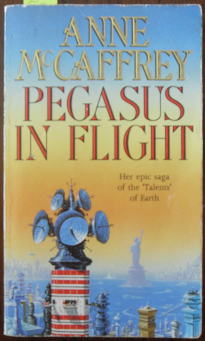 Image for Pegasus in Flight
