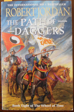 Image for Path of Daggers, The: The Wheel of Time (#8)