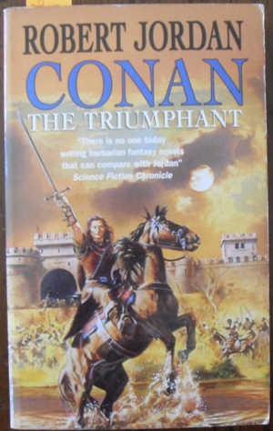 Image for Conan The Triumphant