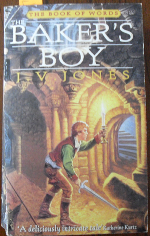 Image for Baker's Boy, The: The Book of Words (Volume 1)