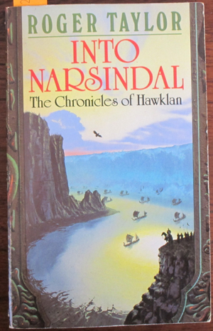 Image for Into Narsindal: The Chronicles of Hawklan (#4)