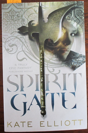 Image for Spirit Gate: Crossroads (#1)