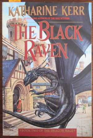 Image for Black Raven, The: The Dragon Mage (#2)