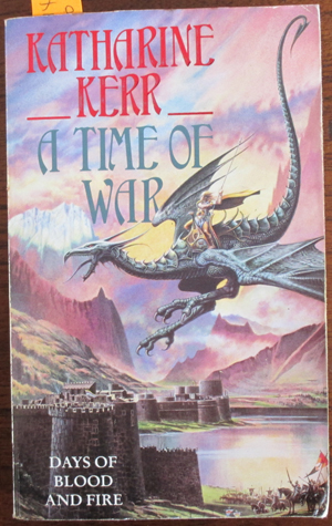Image for Time of War, A: Days of Blood and Fire