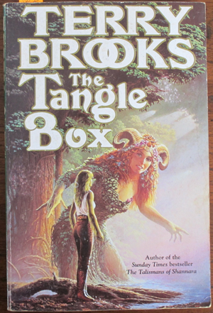 Image for Tangle Box, The: A Magic Kingdom of Landover Novel (#4)