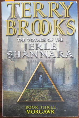 Image for Morgawr: The Voyage of the Jerle Shannara (#3)