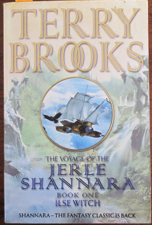 Image for Ilse Witch: The Voyage of the Jerle Shannara (#1)