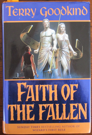 Image for Faith of the Fallen: The Sword of Truth - Story Arc 1 (#6)