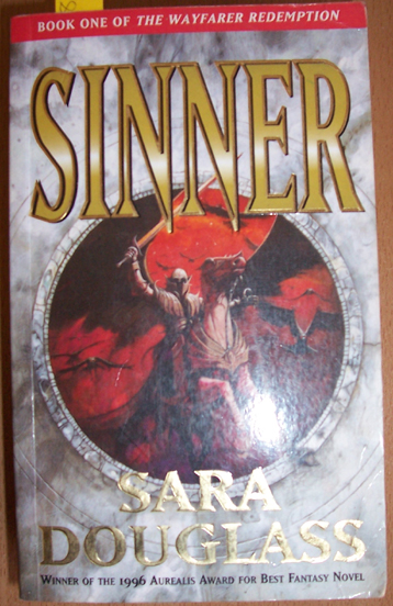 Image for Sinner: Book 1: The Wayfarer Redemption