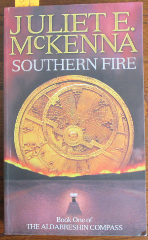 Image for Southern Fire: The Aldabreshin Compass (#1)