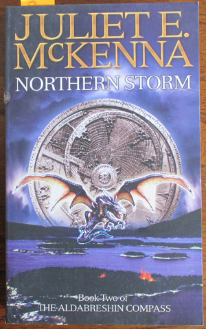 Image for Northern Storm: The Aldabreshin Compass (#2)