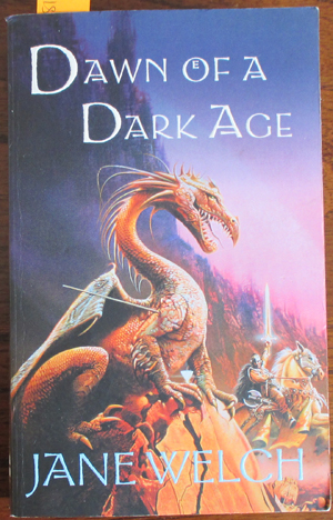 Image for Dawn of a Dark Age: The Book of Man (#1)