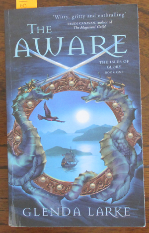 Image for Aware, The: The Isles of Glory (#1)