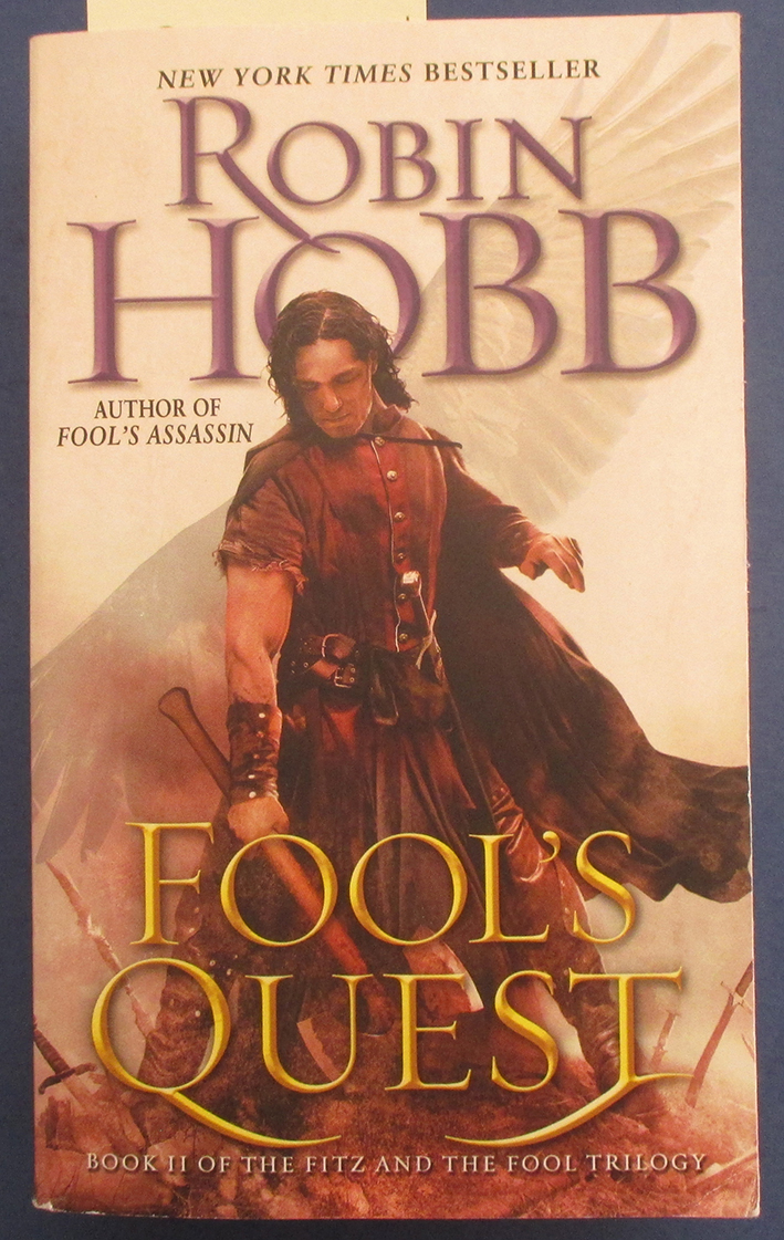 Image for Fool's Quest: The Fitz and the Fool Trilogy (Book #2)