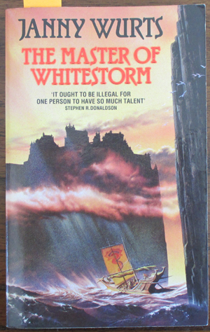 Image for Master of Whitestorm, The