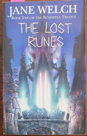 Image for Lost Runes, The: The Runespell Trilogy (#2)