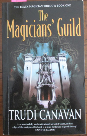 Image for Magician's Guild, The: The Black Magician Trilogy (#1)