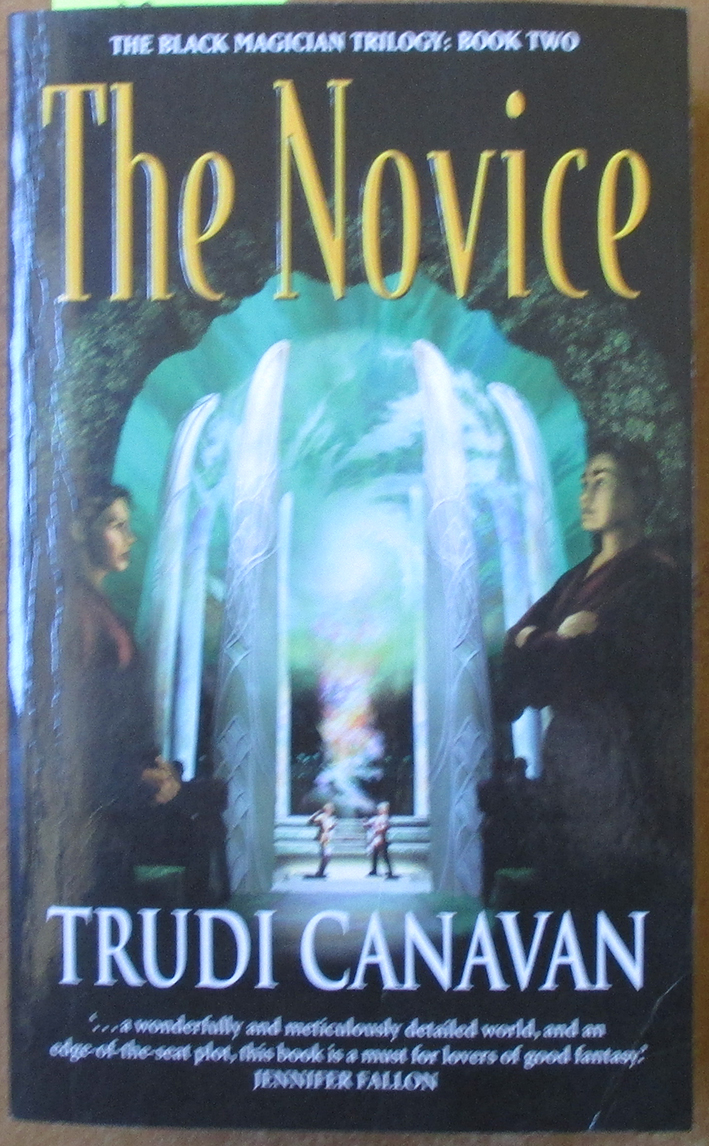 Image for Novice, The: The Black Magician Trilogy (#2)