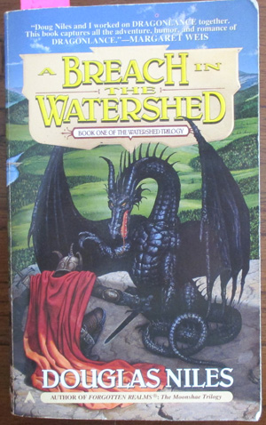 Image for Breach in the Watershed: The Watershed Trilogy (#1)