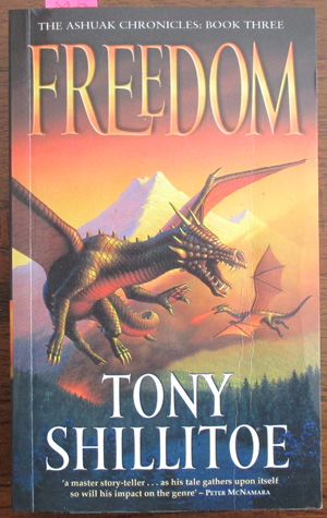Image for Freedom: The Ashuak Chronicles (#3)