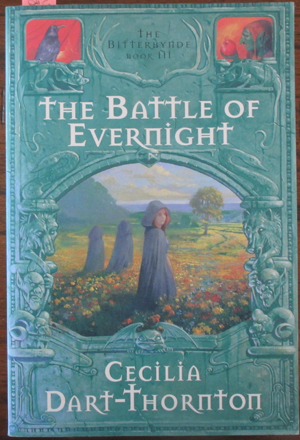 Image for Battle of Evernight, The (Book #3 - The Bitterbynde)