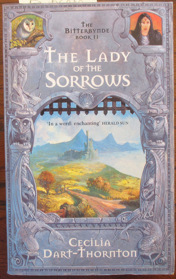 Image for Lady of the Sorrows, The (Book #2 - The Bitterbynde)