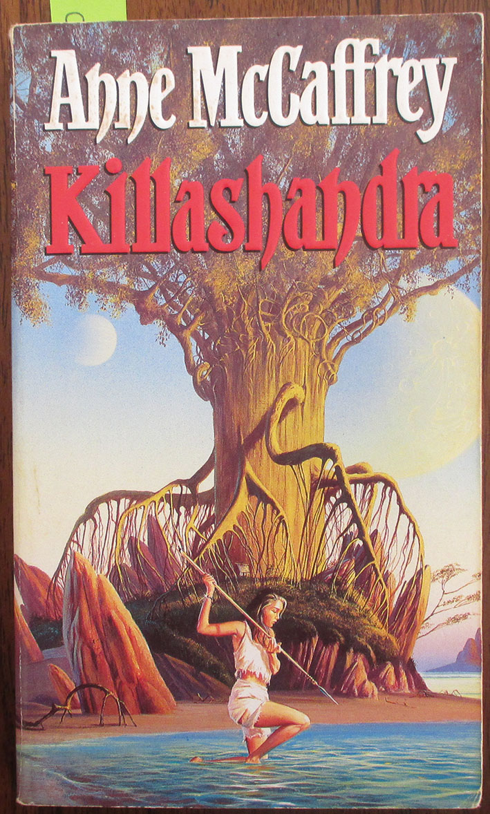 Image for Killashandra