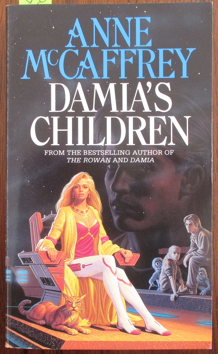 Image for Damia's Children