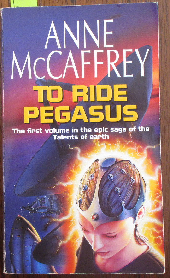 Image for To Ride Pegasus: Talents of Earth (#1)